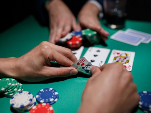 Venture Up Your Game With Poker Training
